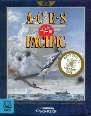 ACES OF THE PACIFIC +1Clk Windows 10 8 7 Vista XP Install