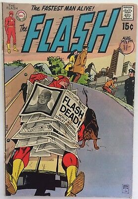 The Flash #199 (1970) DC. 5.0