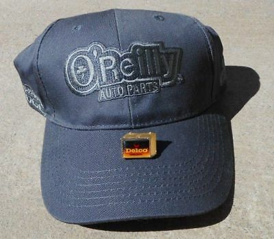 O'Reilly Auto Parts Co & Castro Oil Logo Embroidered Baseball Hat Cap Adjustable