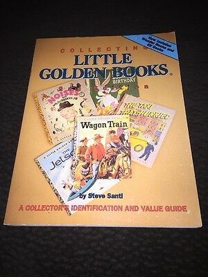 Collecting Little Golden Books 2Nd Edition Book