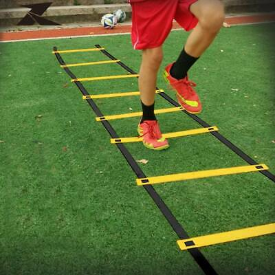 4m Speed Agility Ladder Exercise Sport Football Agility Ladder (4 metres long)