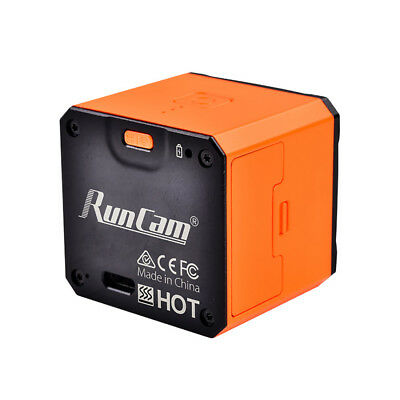 Runcam 3S HD Wide-angle Wifi Action Camera for Racing FPV NTSC / PAL Switchable