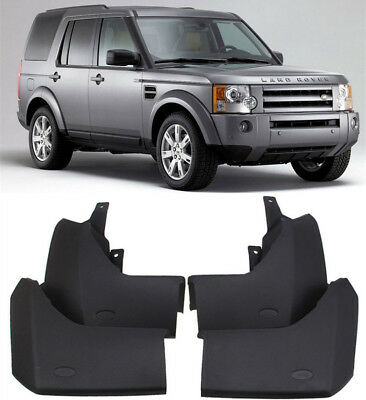 OEM Splash Guards Mud Guards Mud Flaps For 2005-2009 Land Rover LR3 Discovery 3