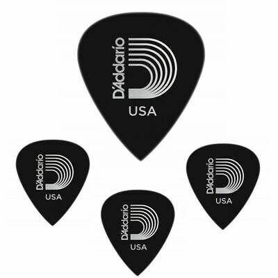 Planet Waves 6DPR6-10 Duralin Precision Guitar Picks Heavy 1.2mm 10 Pack
