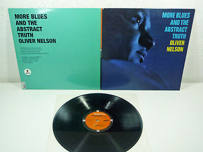 "OLIVER NELSON - USA 1997 M- Impulse 180gr LP ""The Blues And The Abstract Truth"""