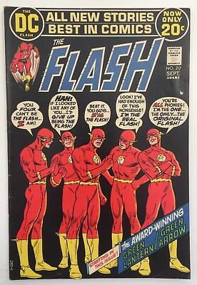 The Flash #217 Fine/6.0 (1972) DC