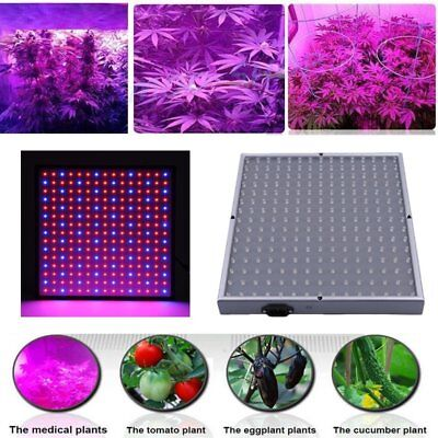 225 UFO SMD LEDs Grow Light Panel For Medical Indoor Veg Flower Plants Lamp MY