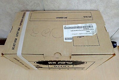 201112 New Gas Mask in Box Sealed  Israeli IDF Civilian Adult,  Filter & D Tube
