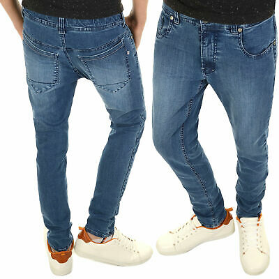 Jeans Hose Jungen Coole Kinder Baumwolle Röhre Stretch Hosen Made in EU 22861