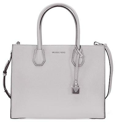 db6e13b59fa14 NEW MICHAEL KORS Griffin Large Leather Tote Bag