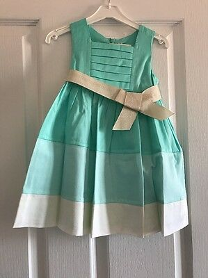 Mayoral Girls Dress. Age 2. Brand New With Tags.
