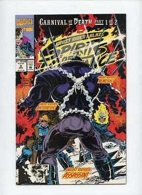 Ghost Rider Blaze Vengeance #9 Marvel Comics Stock Photo Buy More and Save!!