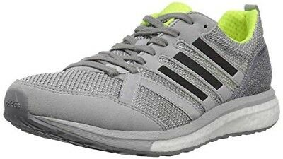 new arrival ad8c3 d2476 ADIDAS AdiZero Tempo 9 New Grey Mens Size 10.5 Running Shoes