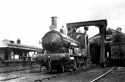 "Ilfracombe, Padstow, Bodmin & Wadebridge branch steam sets of 10 6x4"" BW photos"
