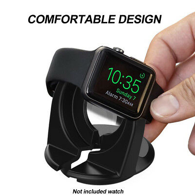 Portable Charging Dock Stand Charger Holder Accessories Bracket For Apple Watch