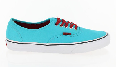 6296ee9e310355 Vans AUTHENTIC Scuba Blue Chili Pepper VN-0QER6LS Walking Shoes Mens -  Womens