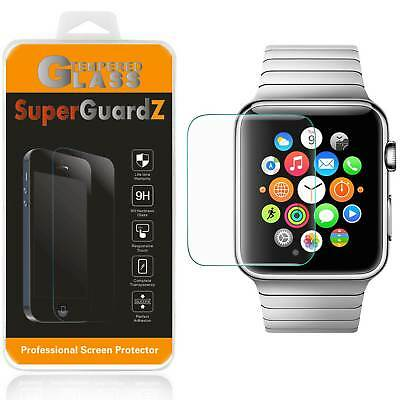 SuperGuardZ® Tempered Glass Screen Protector For Apple Watch Series 4 (40 mm)
