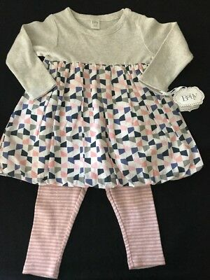 644a83ef8246 NORDSTROM BABY NWT Dress/Tunic and Leggings 9 Months - $22.00 | PicClick