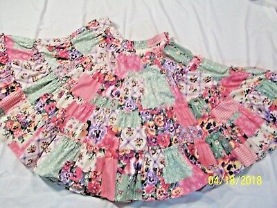 Square Dance Ladies Skirt