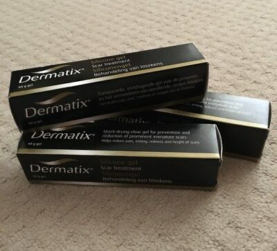 Dermatix Advanced Topical Silicone Gel Large 60G Tube(Scar Reduction)