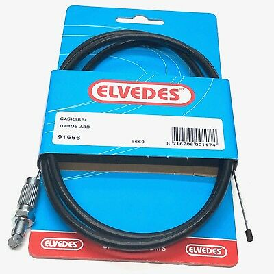 Tomos A35 Elvedes Throttle Cable Sprint Targa LX L@@K Moped L@@K 91666