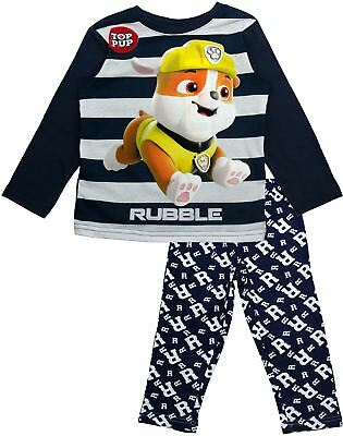 Paw Patrol Top Pups Long Sleeve Pyjamas
