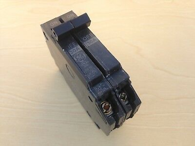 General Electric-Ge Thqp230 Double Pole 30 Amp Plug In Circuit Breaker New