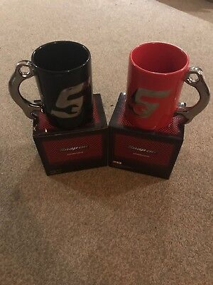 SNAP ON WRENCH MUG Red/black