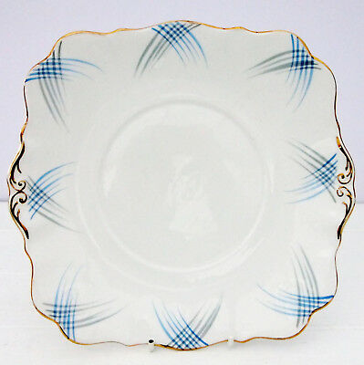 Vintage 1950s Royal Standard China Cake Plate