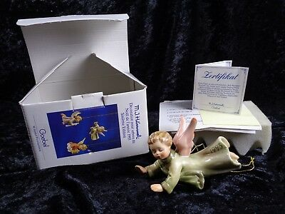 Hummel Goebel 1993 Sixth Edition Annual Ornament w/ Original BOX & COA Lot#563