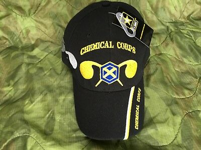 Us Army Chemical Corps Hat
