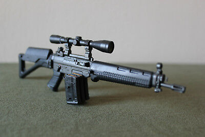 1 6 Scale GSG9 Sig 551 Counter Sniper Rifle Hot Toys Special Forces Dragon  SWAT 9933b1c70