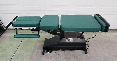 Leander TK 90 Flexion Distraction Motorized Chiropractic Adjustment Table