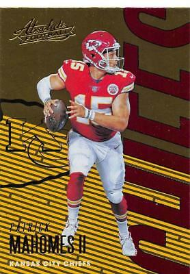 2018 Absolute NFL Football Card Singles Rookie RC You Pick