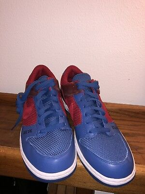 release date 943f2 9b9a8 Nike Air Zoom Dunk low Ronaldinho Home colorway RedBlue size 10.5