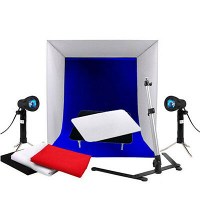 Photography Video Photo Light Tent Continuous Lighting Room Shooting Box Case
