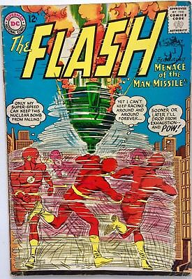 The Flash #144. DC May 1964. 4.0/VG