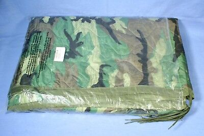 NEW - Generic Genuine US Military All Weather Poncho Liner Blanket
