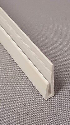 Hygienic wall cladding trims and fixing profiles