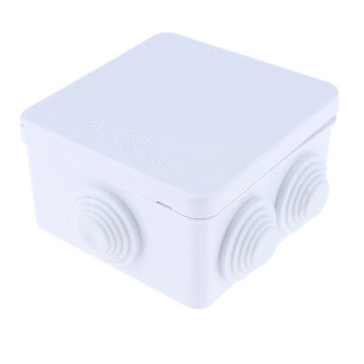 Blesiya Electronic Cables Enclosure Plastic Case Screw Junction Box IP55
