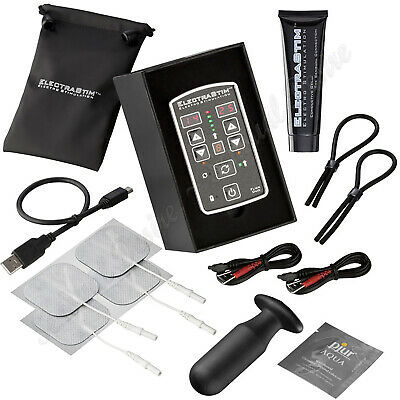 ElectraStim Tens Machine Flick Duo Electro Stimulation FROM Sensual Desire