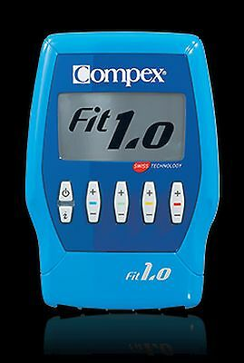 Compex Fit 1.0 Muscle Stimulator Request all Pain Treatment