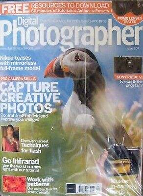 Digital Photographer Magazine Issue 204