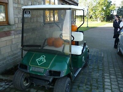 Ezgo Electric Golf Buggiy With Built In Charger No Vat With This Sale
