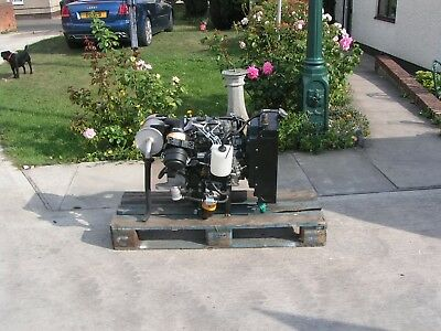 Perkins Gh 403D-07    Diesel Engine,  Jcb Application Low Hours
