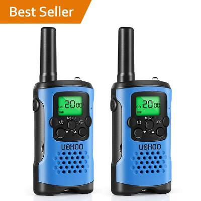 Walkie Talkies for Kids, 22 Channel 2 Way Radio 3 Mile Long Range Kids Toys and