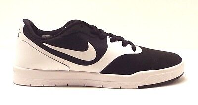 be7482f5138058 Nike Skateboarding Shoes Paul Rodriguez 9 CS Mens Size 6 Black White 749555  011