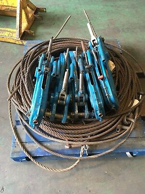 Tirfor Winch 3000kg with cable