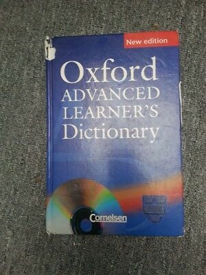 Oxford Advanced Learners Dictionary CD Rom