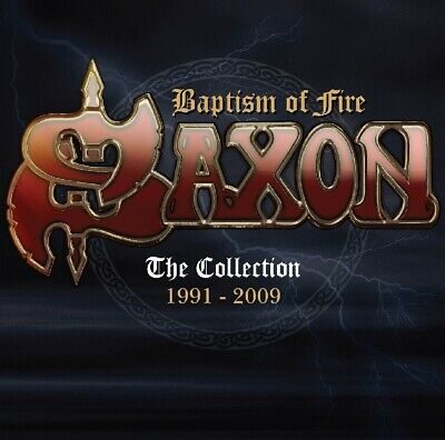 Saxon - Baptism of Fire: Collection 1991-2009